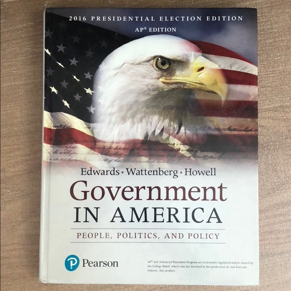 ap american government textbook 12th edition